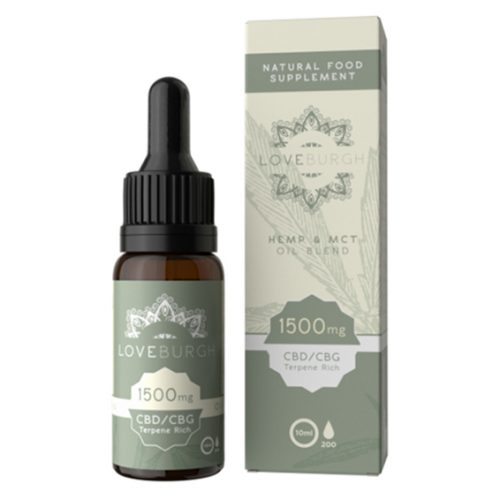 CBD hemp oil 1500mg