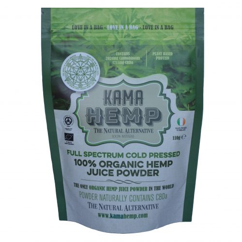 Kama Hemp Powder
